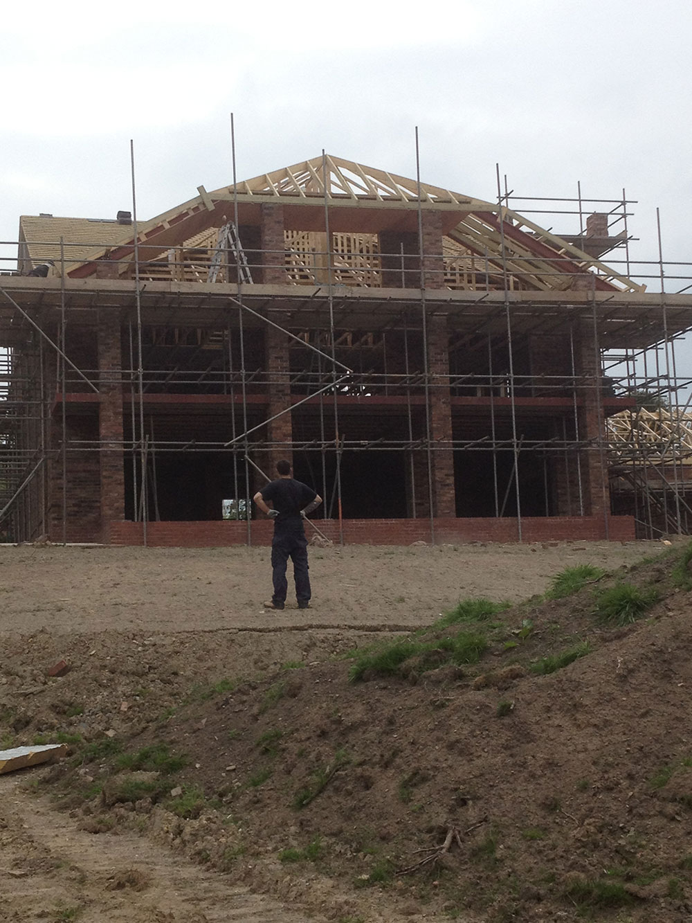 New Builds Grendon